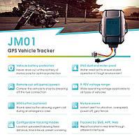 Автомобильный GPS трекер JM01