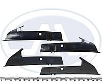 Обивка стойки задка ВАЗ 2108, 2109, 21099 (комплект левый+ правый). 2108-5402142/43 (Сызрань)