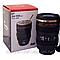 """Чашка-термос объектив """"Сanon"""" EF 24-105mm с крышкой-линзой, фото 5"""