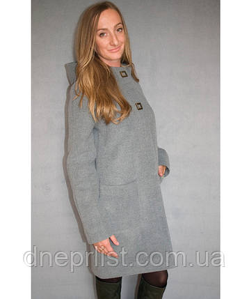 Пальто зимнее женское № 51 (р.42-52), фото 2