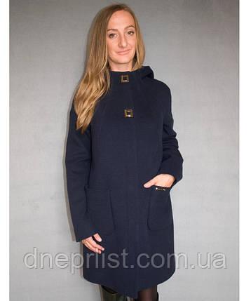 Пальто зимове жіноче № 51 (р. 42-52), фото 2