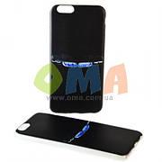 Чехол силиконовый GOLD iPhone 6/6S No08  BMW