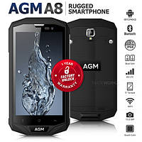 AGM a8 Защищенный смартфон с мощным аккумулятором 4050мАч 4/64GB!!!  , фото 1