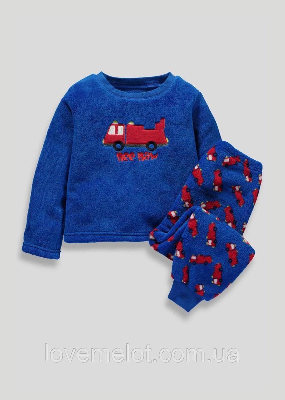 621797498e19a Теплая пижама для мальчика, Matalan