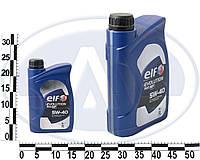 Масло моторное ELF EVOLUTION 900 NF 5W40 1L. 194875