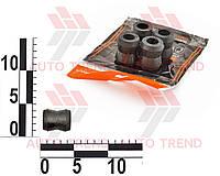 Втулка задний амортизатора ВАЗ 2101-07,2121 (комплект 4 шт. на 2 аморт.) паэлителеновая упаковка, ЭКСПЕРТ