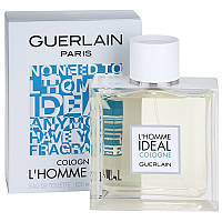 Масляные духи L*Homme Ideal Cologne / Guerlain 6мл.