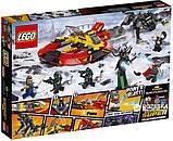 Конструктор Лего LEGO 76084 Вирішальна битва за Асгард Lego Super Heroes, фото 3