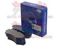 Колодки тормозные задние Mercedes Sprinter 208-214, 308-314(05/98). FCB1306 (FRICO)
