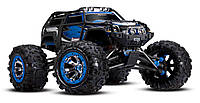 Автомобиль Traxxas Summit Monster 1:10 RTR 563 мм 4WD 2,4 ГГц