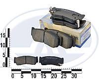 Колодки тормозные задние диск HYUNDAI/SSANGYOUNG SANTA FE/H-1 06-/KYRON. 58302-2BA00