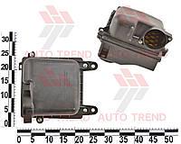 Корпус воздушного фильтра ВАЗ 2110-12 инжектор (в сборе с фильтрами). 21120-1109011-10