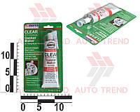 Герметик прокладок прозрачный ABRO 85 гр (производство Китай). 13-ABCH