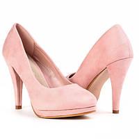 Женские туфли из эко.замша, по супер модниц по самой доступной цене
