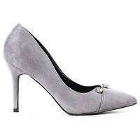 Замшевые женские туфли, фото 1