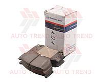 Колодки тормозные задние диск SSANGYOUNG KYRON. 48413091A0