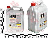 Антифриз Hepu Coolant ADDITIVES G12 красный 5л. P999-G12-005