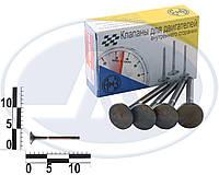 Клапан выпускной DAEWOO SENS, ЗАЗ 1102-03 (4 шт.). 245-1007012-10