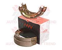 Колодки тормозные стояночный тормоз HYUNDAI GETZ. H05-HD034