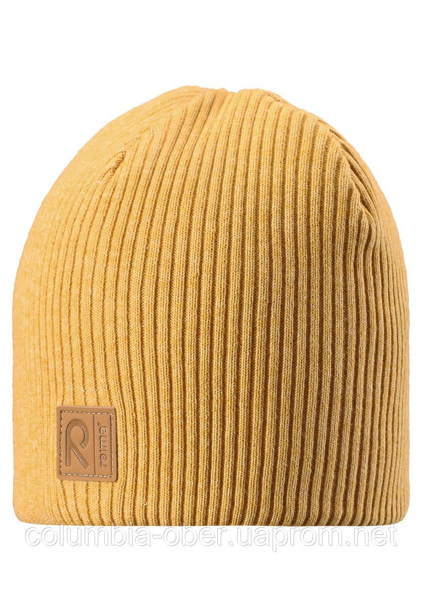 Демисезонная шапка  для девочки Reima Kataja 528543-2460. Размеры 50-56.