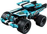 Конструктор 42059 LEGO Technic Трюковой грузовик , фото 2