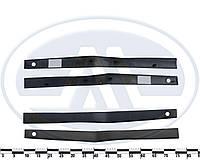 Обивка центральной стойки ВАЗ 2106 верхняя (комплект левая+ правая). 2106-5004070/71