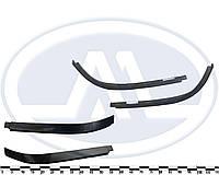 """Накладка (облицовка) фары ВАЗ 2110 (комплект левый+ правый) """"оперение"""". 2110-8212652/53-02"""