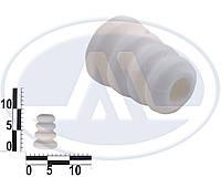 Отбойник амортизатора ВАЗ 1118, 2190, 2192 задний (под шток O12,4 мм). 11180-2912622-11