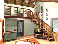 Проектирование домов, дач, МАФ. Дизайн внешний и внутренний.