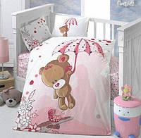 Постельное белье в детскую кроватку Arya Tonton