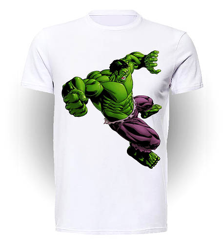 Футболка мужская GeekLand Халк Hulk НевероятныйHU.01.012