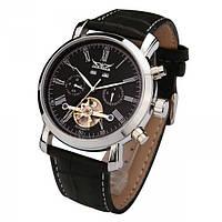 Уникальные мужские часы бренда Jaragar A540 с автоподзаводом ОРИГИНАЛ Black a1bedf2d8bb
