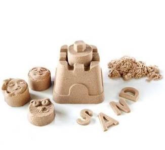 Песок для детского творчества - KINETIC SAND ORIGINAL 71400                  , фото 2