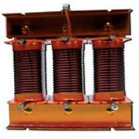 Фильтрующий дроссель RECT. III 400V 40.0KVAR 134HZ -14%