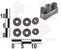 Ремкомплект амортизатора переднего ВАЗ 2101-07 (шарниры и втулки на 2 амор-ра), ЭКСТРИМ