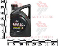 Масло моторное TURBO Gasoline SAE 5W30 SM/GF-4 ACEA A3 4л синтетика. 05100-00441