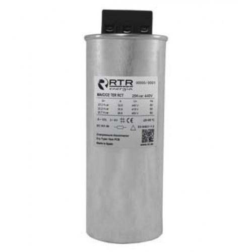 Конденсаторные батареи для сетей с гармониками MA/C/CE/TER RCT 40.0KVAR 400V 50HZ -7%