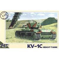 Масштабная модель танка КВ-1С (PST72035) Масштаб:  1:72