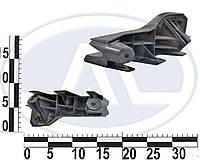 Кронштейн бампера заднего GEELY EMGRAND EC-7 левый1068001165