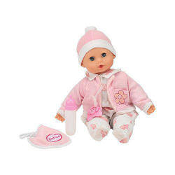 Говорящая кукла BAMBOLINA - ФЛОРА (укр. яз., 40 см) BD310UA