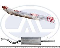 Глушитель основной ВАЗ 2112 (2007 год) закатной