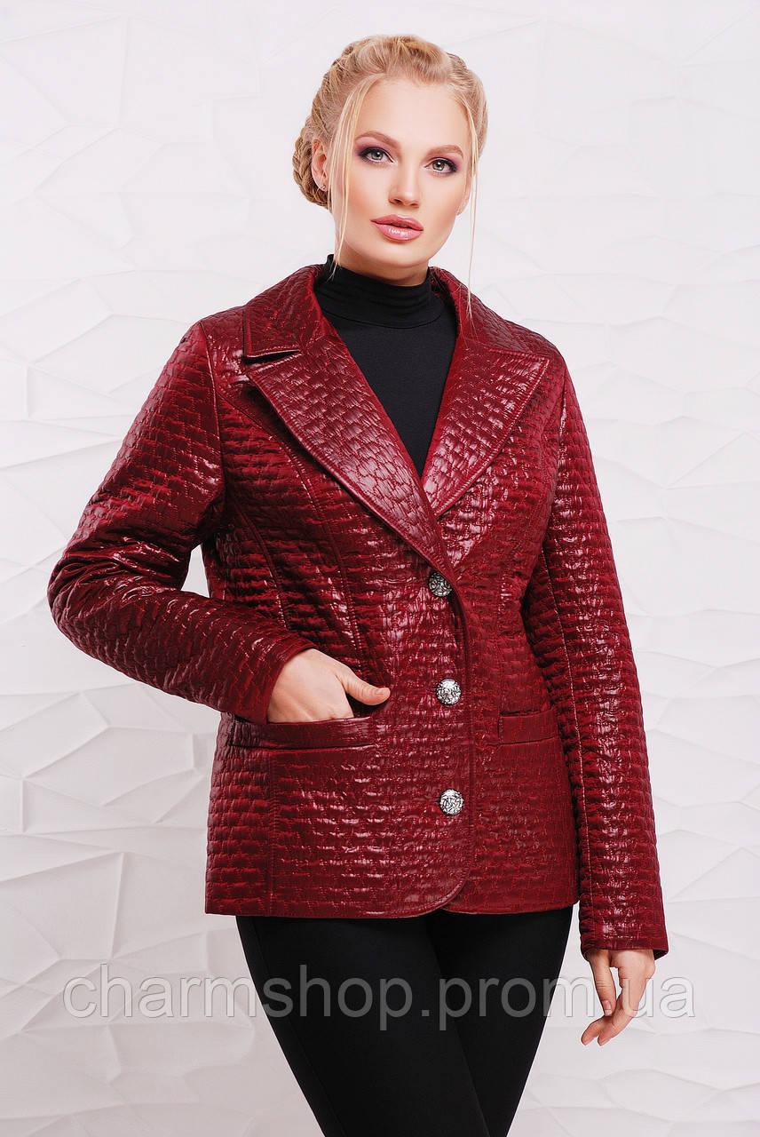 2e3b4f480ed6 Жакет, пиджак женский демисезонный большой размер -