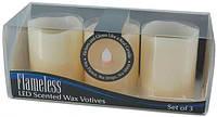 Свечи светодиодные электронные LED Torch Candle B23PK