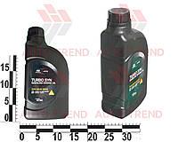 Масло моторное TURBO Gasoline SAE 5W30 SM/GF-4 ACEA A3 1л синтетика. 05100-00141