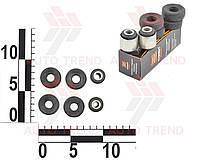 Ремкомплект амортизатора переднего ВАЗ 2101-07 (шарниры и втулки на 2 амор-ра), ЭКСПЕРТ