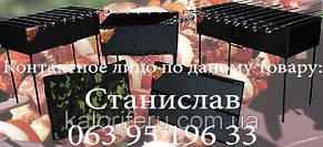 """Мангал чемодан """"ЖАР-10"""", фото 3"""