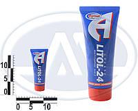 Смазка Литол-24 0,08кг (туба). Литол-24-0,1 (АГРИНОЛ)