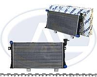 Радиатор ВАЗ 21214 (алюминиевый, основной), индивидуальная упаковка. 21214-1301012