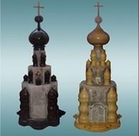 Соляные лампы в Киеве, светильник Церковь