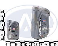 Масло моторное Агринол Premium SAE 5W-40 (SL/CF) 1л. Premium5W-40(SL/CF)-1